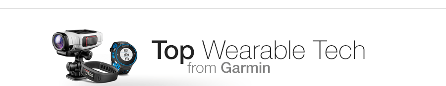 Garmin Wearable Technology