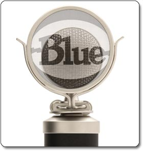 Blue Microphones Baby Bottle Cardioid Condenser Mic