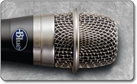 Blue Microphones enCORE 100 Studio-Grade Dynamic Performance Microphone