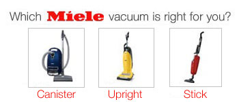 Which Miele Vacuum is Right for You