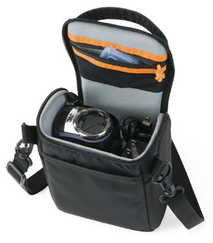 Сумка для фототехники Lowepro Munich 100 Black.
