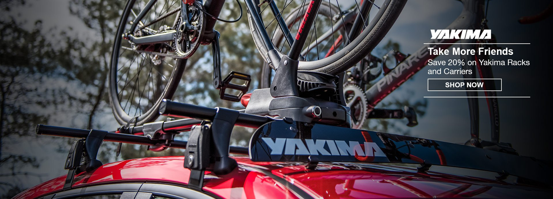 Yakima Racks and Carrier Systems on Amazon.com