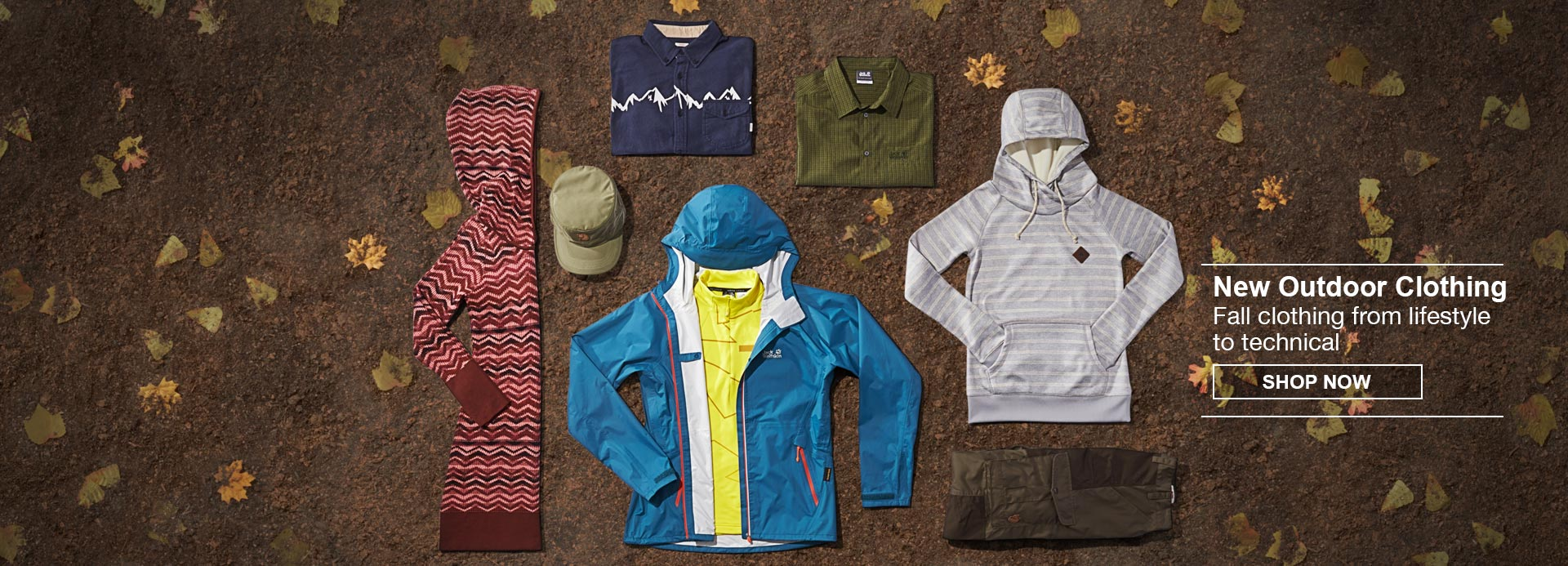 New Outdoor Clothing on Amazon Outdoors