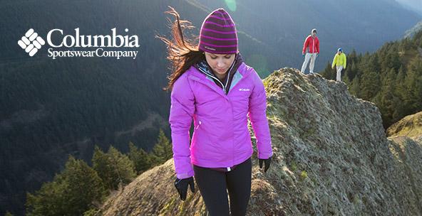 Save 25% on Columbia Sportswear on Amazon
