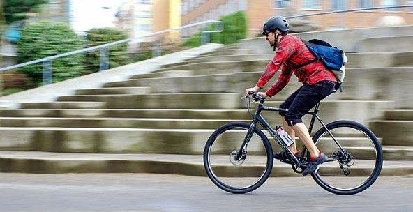 Bike Commuting on Amazon