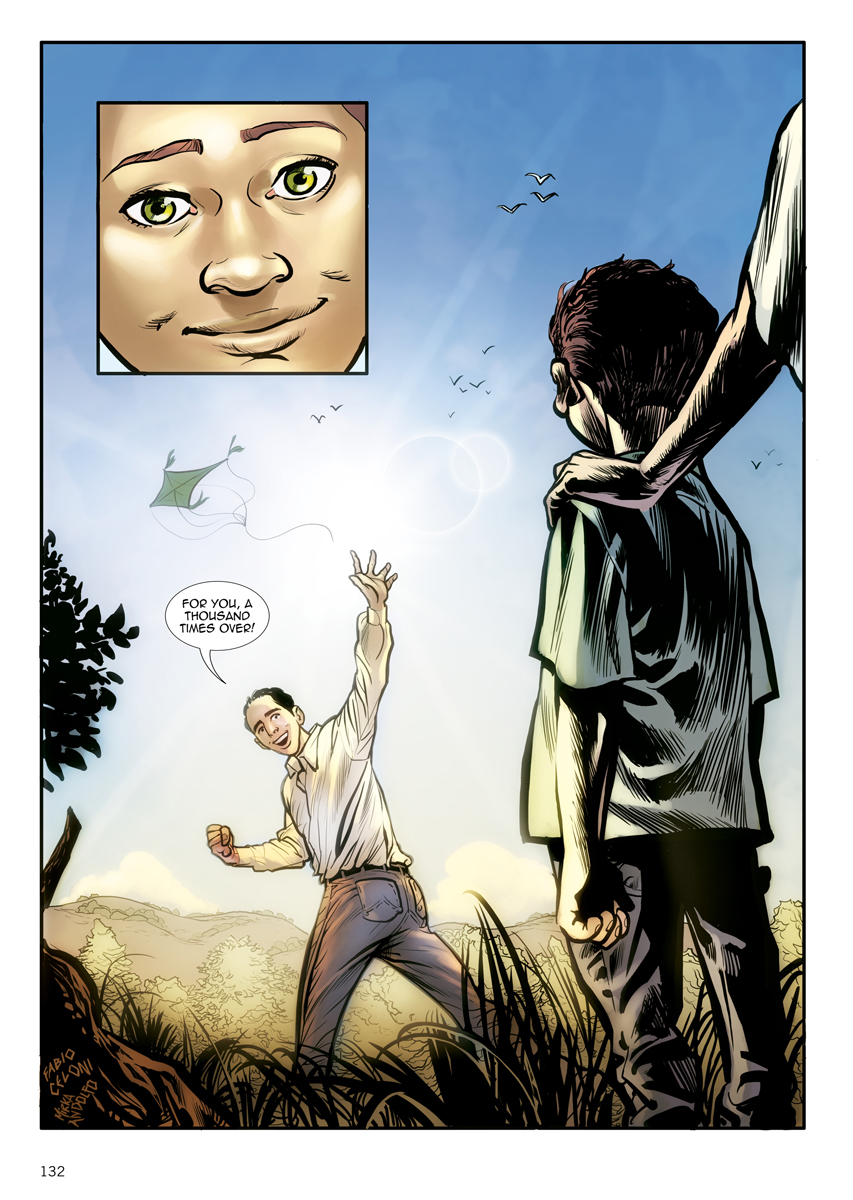 The Kite Runner Graphic Novel: Khaled Hosseini: 9781594485473: Amazon