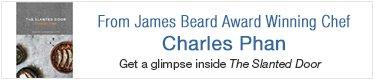 James Beard Award Winner Charles Phan