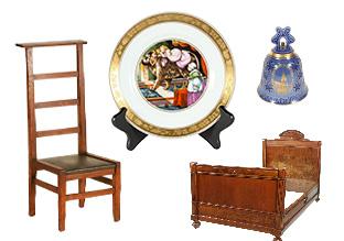 Vintage Variety: Furniture & Décor!