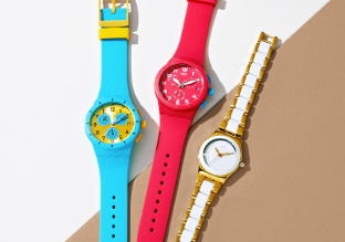 In & Out of the Gym: Sporty Watches