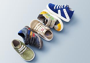 Fun Details: Kids' Sneakers