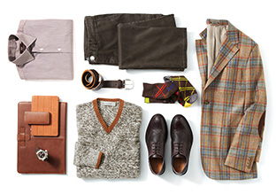 From Head to Toe: Shades of Brown!
