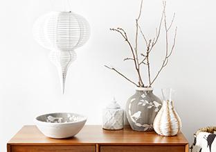 Bring Autumn Indoors: Botanicals & Accents!