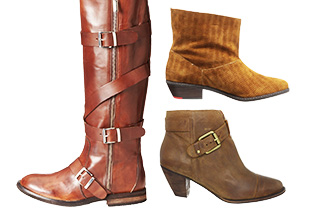 The Brown Boot