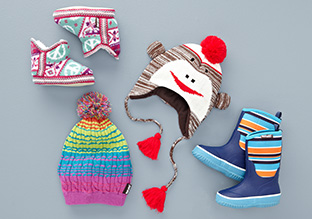Muk Luks Knit Accessories & Boots