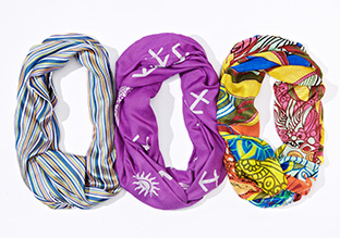 The Infinity Scarf!