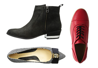 Shoes: Marc by Marc Jacobs & More