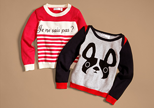 Cute & Cozy Sweaters for Kids