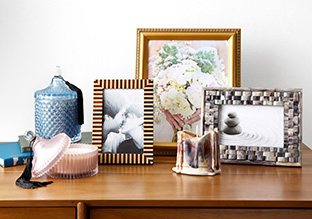 For the Hostess: Candles, Faux Florals & More!