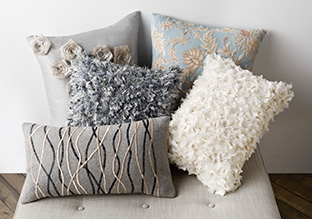 $29 & Under: Textured Pillows!