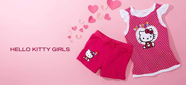 Hello Kitty Girls