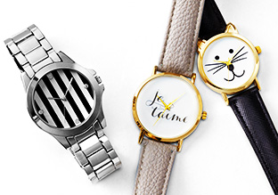 Fashion & Function: Watches