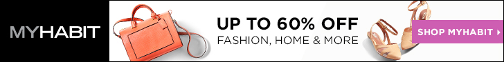 Up to 60% Off Fashion, Home and More at MyHabit.com
