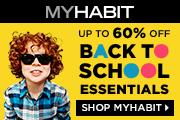 Up to 60% Off Designer Brands on MyHabit.com