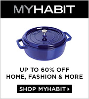 Up to 60% Off Designer Brands on MyHabit.com