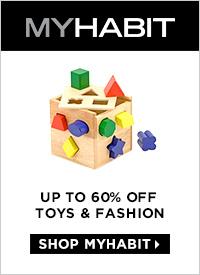 Holiday Savings on Designer Fashion at MYHABIT