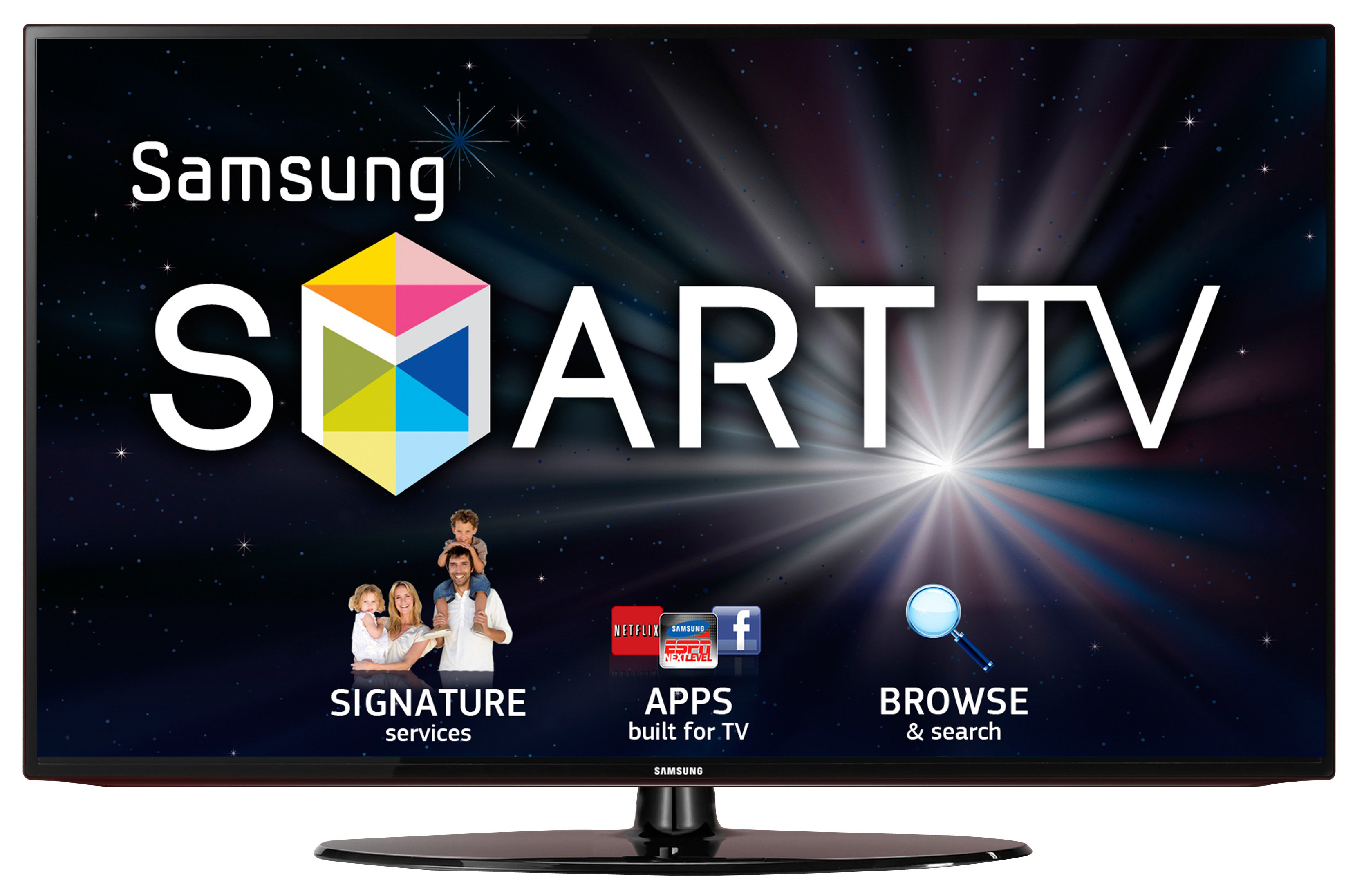 With this smart hdtv smart content provides new ways to explore and