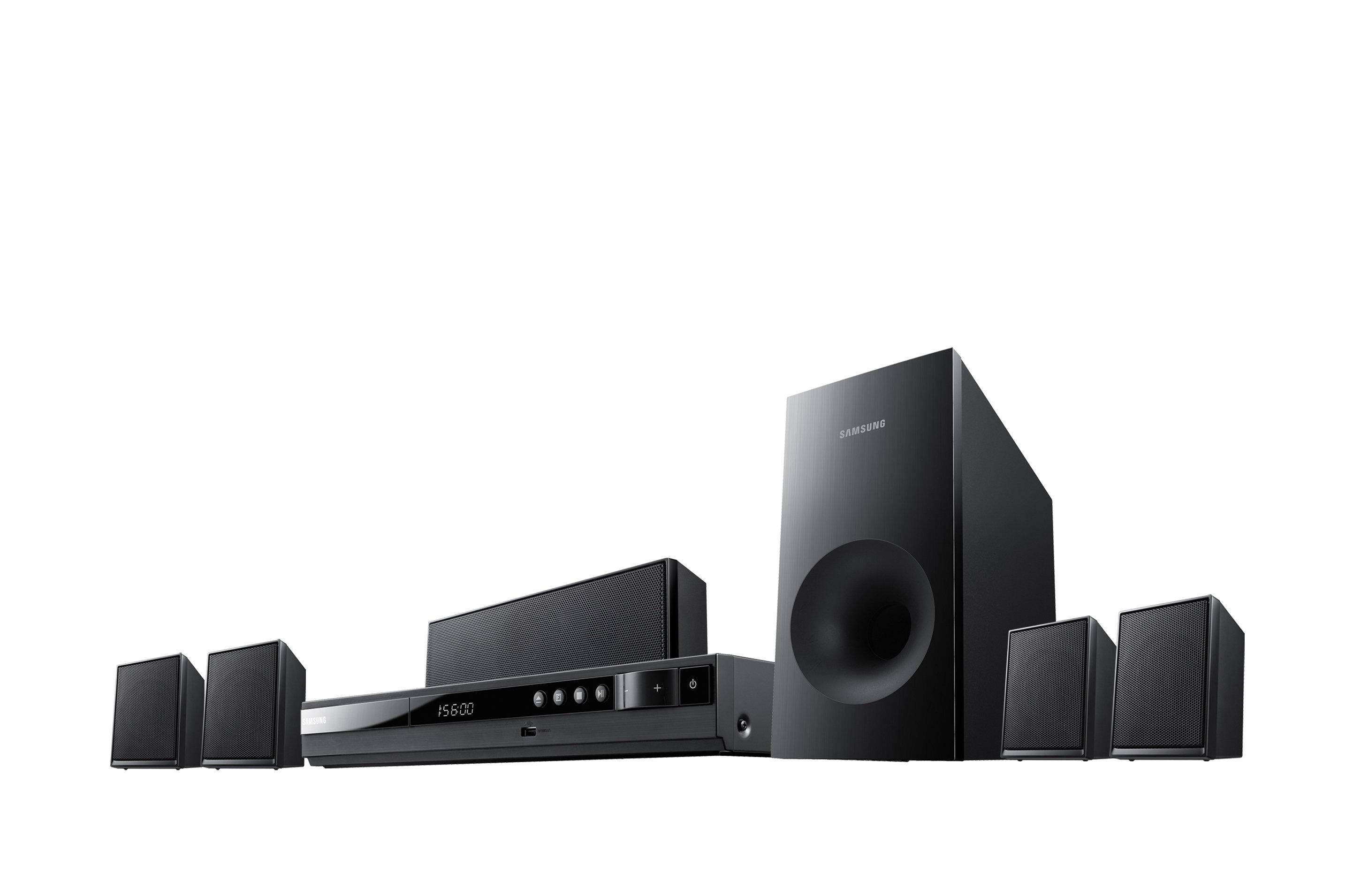 Amazon.com: Samsung HT-E350 HTIB 5.1 Channel 330-Watt Home Theater