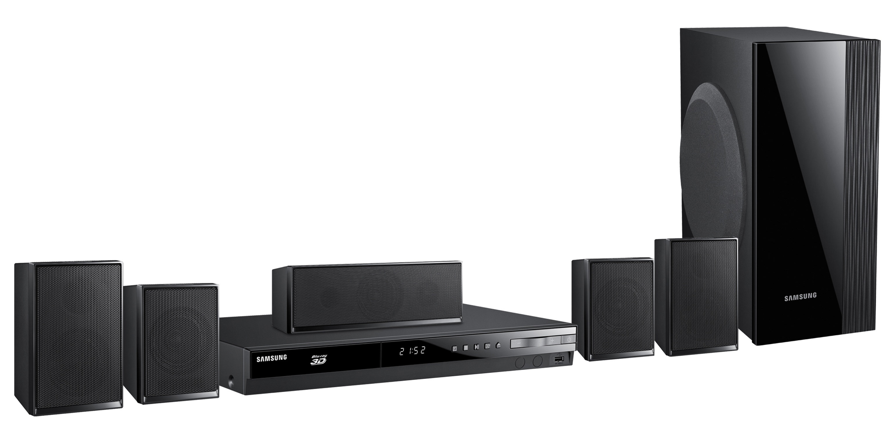 samsung ht e4500 htib 5 1 channel 3d blu ray hometheaterfriday 2012. Black Bedroom Furniture Sets. Home Design Ideas