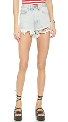 Shopbop One Teaspoon Shorts UNIF Taryn Shorts
