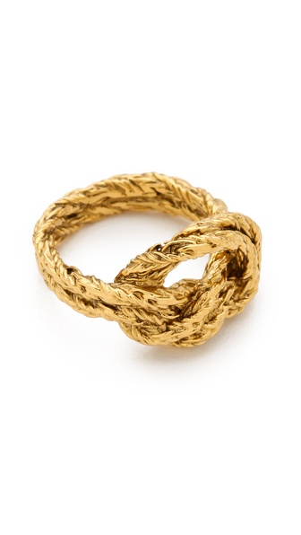 Aurelie Bidermann Lasso Ring