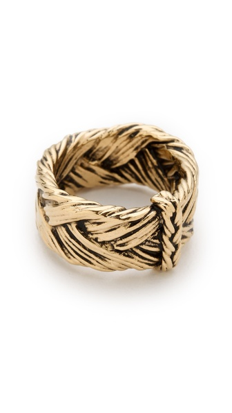 Aurelie Bidermann Icare Ring