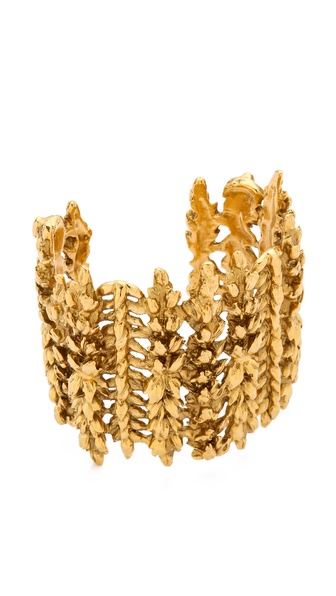 Aurelie Bidermann Wheat Cuff
