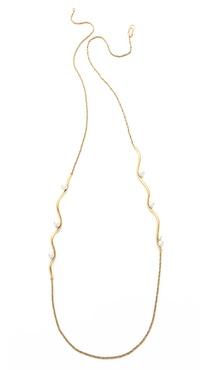 Aurelie Bidermann Long Cheyne Walk Necklace