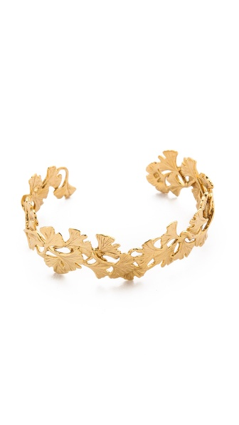 Aurelie Bidermann Tangerine Bracelet - Gold at Shopbop / East Dane