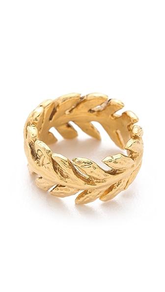 Aurelie Bidermann Lunada Bay Ring