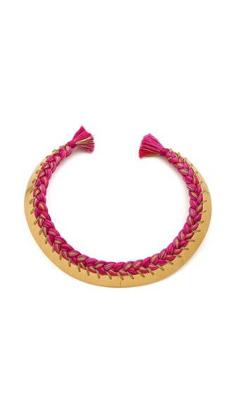 Aurelie Bidermann Copacabana Necklace - Pivoine at Shopbop / East Dane