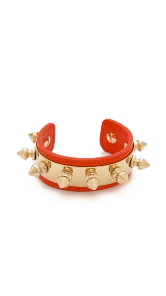 Aurelie Bidermann Camden Bracelet - Orange at Shopbop / East Dane