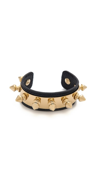 Aurelie Bidermann Camden Bracelet - Navy at Shopbop / East Dane
