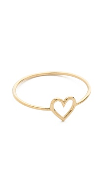 Aurelie Bidermann Love Ring