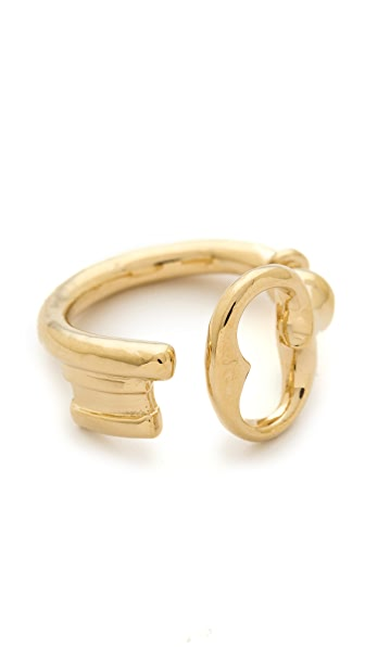 Aurelie Bidermann Rivoli Ring