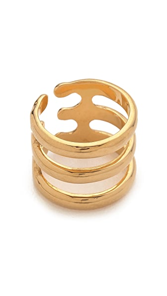 Aurelie Bidermann Esteban Ring