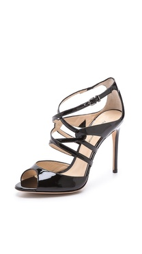 Alexandre Birman Bailey Patent Sandals