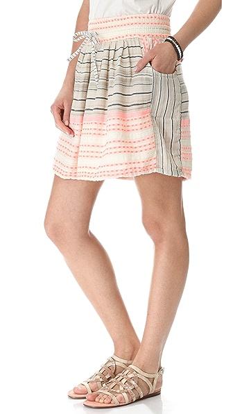 ace&jig Isle Miniskirt