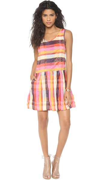 Ace&Jig Play Dress - Spectrum at Shopbop / East Dane