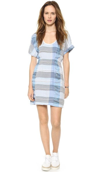 Ace&Jig Picnic Dress - Meteor at Shopbop / East Dane