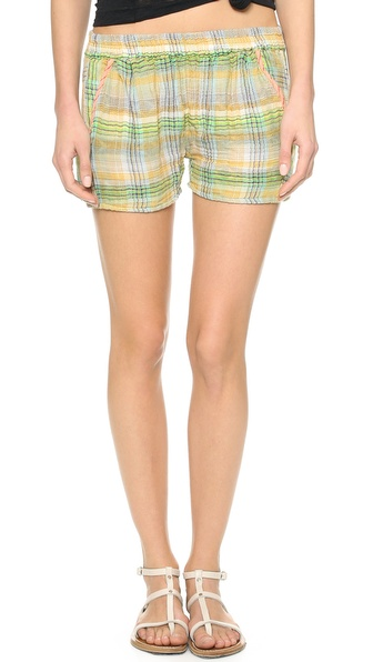Ace&Jig Track Shorts - Agave at Shopbop / East Dane